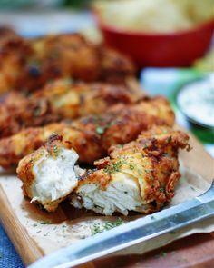 Tomato Salsa Recipe, Fresh Salsa Recipe, Crispy Chicken Tenders, Chicken Livers, Fried Chicken, Chicken Nuggets, Cheesy Recipes, Chicken Recipes, Eat More Chicken