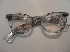 Lace glasses