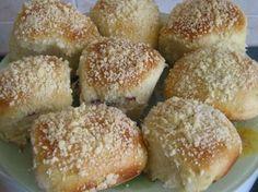 Чудесные булочки с наполнителем и посыпкой - Простые рецепты Овкусе.ру