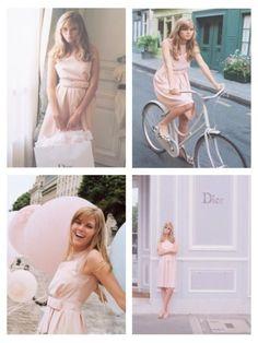 dior pink!