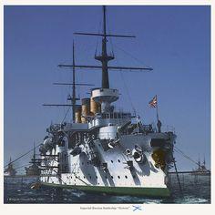 Russian battleship Pobeda