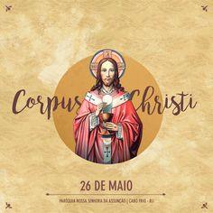 CIDADE: Programação da tradicional festa de Corpus Christi...