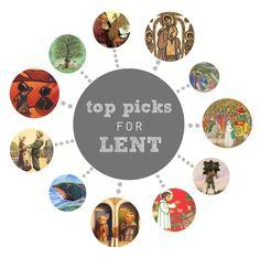 Great Children's Books for Lent (Aslan's Library).