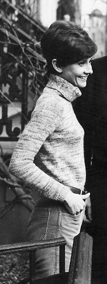 "still love this outfit that Audrey Hepburn wore in the still scary ""Wait Until Dark"""