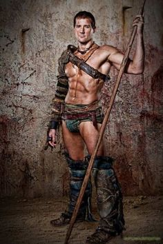 Spartacus Characters (Gods and Goddesses of the Arena). Great tv, show, gladiator.