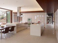 Modern Peninsula Estate by Lencioni Construction | Home Adore