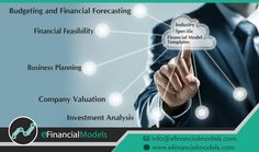 Budgeting and Financial Modeling -Financial Feasibility, Company Valuation and Investment Analysis Best Investment Apps, Investment Firms, Budgeting Process, Budgeting Finances, Financial Modeling, Finance Tips, Business Planning, Investing, Templates
