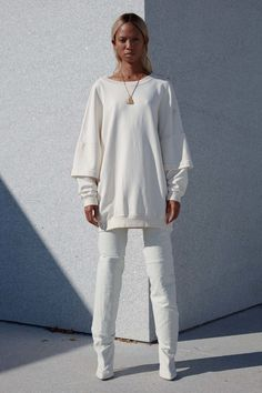 Yeezy Spring 2017 Ready-to-Wear Fashion Show - Adesuwa Aighewi