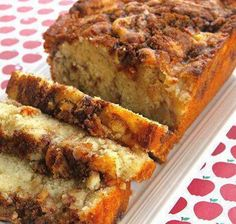 best yumy recipes: Apple Cinnamon Bread