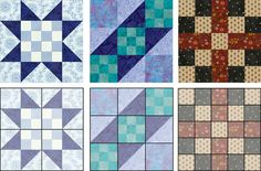 How to Change the Size of a Quilt Block