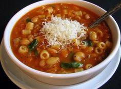 Eat It and Weep Pasta E Fagioli Recipe