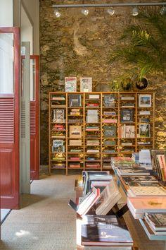 Sala de Leitura por Bel Lobo, Bob Neri e Mariana Travassos na Casa Cor Rio 2015