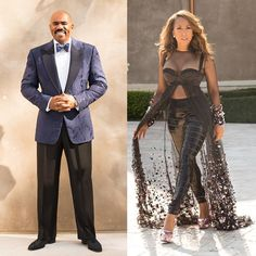 Marjorie Harvey's Best Style Moments Elle Fashion, Star Fashion, Fashion Outfits, Womens Fashion, Fashionable Outfits, Edgy Outfits, Ladies Fashion, The Lady Loves Couture, Love Couture