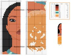 Pocahontas - Disney pattern