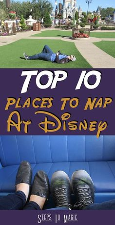 Top 10 Places to Nap at Walt Disney World - Steps To Magic | Orlando Trip Planning