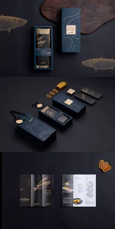 -WORK- neues Verpackungsdesign [鑫溶水產] Das besondere Geschenk in Taiwan - Kaviar . Honey Packaging, Candle Packaging, Luxury Packaging, Food Packaging Design, Coffee Packaging, Cosmetic Packaging, Packaging Design Inspiration, Gift Packaging, Imagenes Gift