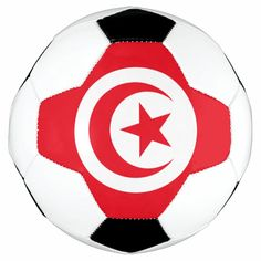 tunisia flag soccer ball - tap/click to get yours right now! #soccerball #tunisia, #tunisian, #north #africa, #tunis, Soccer Gear, Soccer Gifts, Soccer Ball, Tunisia Flag, Flying Flag, Old Fashioned Games, Red And White Flag, Doctor Who Episodes, Permanent Marker