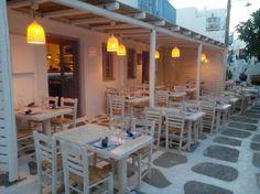 Mykonos hidden gem restaurant