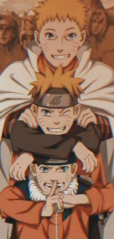 Naruto Uzumaki Hokage, Naruto Shippuden Characters, Naruto Fan Art, Naruto Sasuke Sakura, Naruto Uzumaki Shippuden, Naruto Cute, Naruto Funny, Naruto And Sasuke Wallpaper, Wallpaper Naruto Shippuden