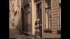 BERGEN / Norway - Vintage movie, 1936  Pinned from https://www.youtube.com/watch?v=8b5tglyx26Q