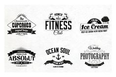 12 Badges and Labels