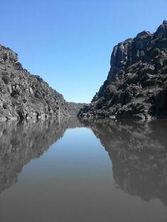 Efecto espejo en Arribes del Duero