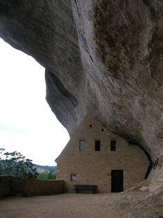 Troglodyte Home in Les Eyzies ~ Dordogne