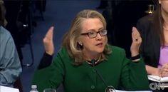 WATCH: Clinton's Heated Exchange Over Benghazi (VIDEO)
