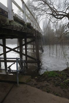 Tumut's Old Town Bridge