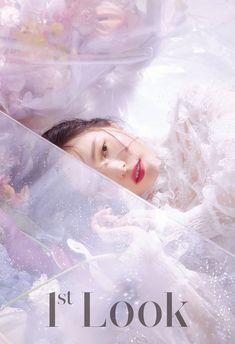 """Min Hyorin for Look Magazine ♥️"""