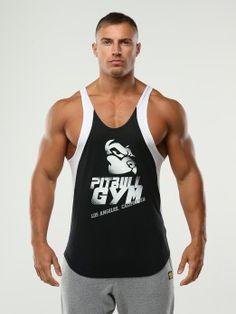 pitbull made in la stringer vest