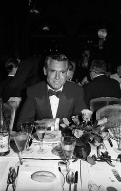 Honey do me a favor and shut my eyes?  Cary Grant