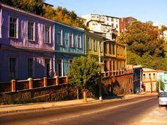 top10_cidade_colorida (Foto: flickr / http://www.flickr.com/photos/thosewords/2300413613/)Valparaíso, Chile