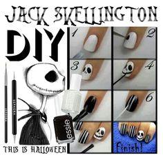 Jack nail design