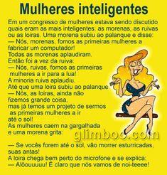 mulheres inteligentes