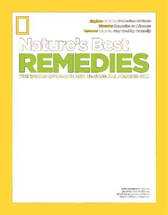 eBooks : Natures Remedies, Page 0
