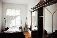 Jen Gilpin and Maxime Ballesteros // Fashion Designer and Photographer, Apartment and Studio, Berlin-Mitte