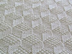 knitting baby blanket patterns - Google Search