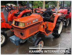 UsedJapaneseTractors.jp : KUBOTA B1 16 DT 4WD Kubota, Outdoor Power Equipment, Tractor