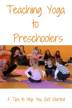 Great tips to get started using yoga in your classroom.