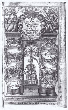 Préparations à la Mort à la Bibliothèque d'Amiens