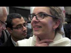 La Politique La Ministre Delphine Batho à l'INES - http://pouvoirpolitique.com/la-ministre-delphine-batho-a-lines/