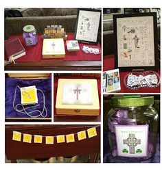 Gael's Crafty Treasures: Family Lenten Journey