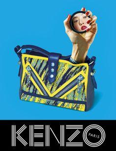 Devon Aoki para Kenzo SS2014