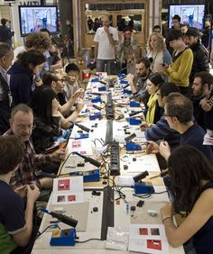 Build Your Own Musical Instrument by  Technology Will Save Us at Hacked Lab