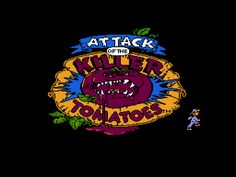 Attack of the Killer Tomatoes Nes Rom