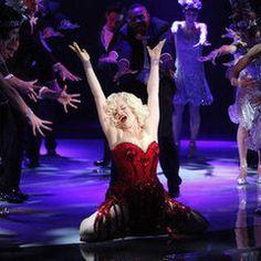 Smash- I still think Ivy should have been Marilyn