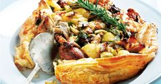 With this free-form pie recipe up your sleeve, dinner is a no-fuss affair and fantastic for the whole family.
