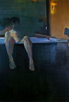 Giorgos Rorris - b.1963 - In the bath, 2006
