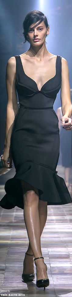 "#Paris FW Lanvin Spring 2014 RTW (Sexy ""Cocktail"" Dresses)"
